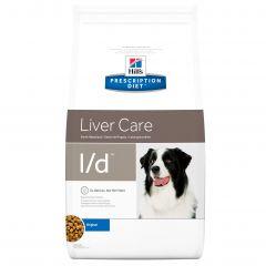 Hills Prescription Diet L/D Liver Care Canine Original Dry