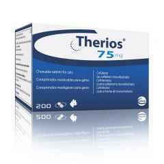 Therios 75mg Chewable Tablet for Cats