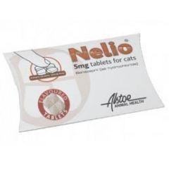 Nelio Tablets for Cats