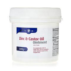 Zinc & Castor Oil Ointment 500g