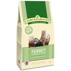 James Wellbeloved Complete Ferret Food Dry