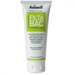 FiltaBac Antibacterial Sunblock Cream for Horses, Dogs and Exotics