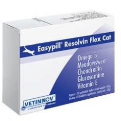 Easypill Resolvin Flex Cat