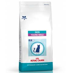 Royal Canin Vet Care Nutrition Young Male Skin Cat Dry