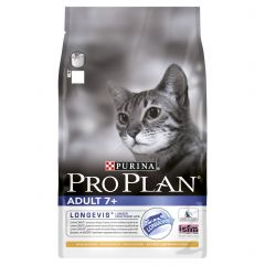 Purina Pro Plan Adult Cat 7+ Longevis with Chicken 3kg
