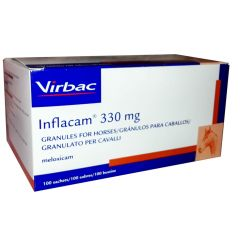 Inflacam 330mg Granules for Horses - Single Sachet