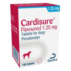 Cardisure Flavoured Tablets
