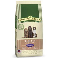 James Wellbeloved Senior Dog with Turkey & Rice Dry