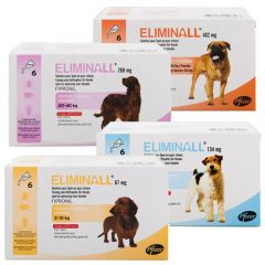 Eliminall Spot On Flea Treatment for Dogs