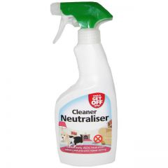 Get Off Cat and Dog Cleaner and Neutraliser Spray 500ml