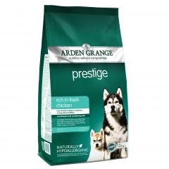 Arden Grange Prestige Adult Dog with Chicken Dry