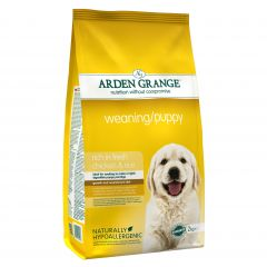 Arden Grange Weaning/Puppy with Chicken & Rice Dry
