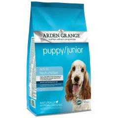Arden Grange Puppy/Junior Dog with Chicken Dry