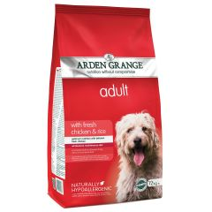 Arden Grange Adult Dog with Chicken & Rice Dry
