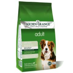 Arden Grange Adult Dog with Lamb & Rice Dry