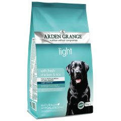 Arden Grange Light Adult Dog with Chicken & Rice Dry
