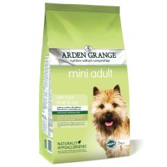 Arden Grange Mini Adult Dog with Lamb & Rice