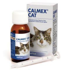 Calmex Stress Relief Liquid for Cats 60ml
