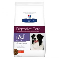 Hills Prescription Diet I/D Digestive Care Low Fat Canine with Chicken