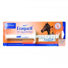 Eraquell Horse Wormer - Single Syringe