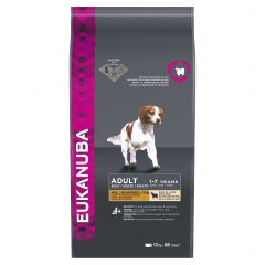 Eukanuba Adult Small/Medium Breed Dog with Lamb & Rice Dry 12kg