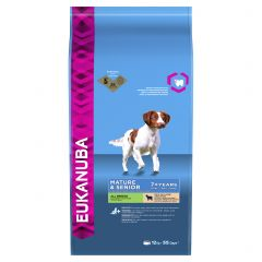 Eukanuba Mature/Senior Dog with Lamb & Rice Dry 12kg
