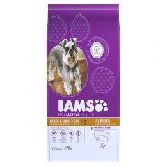 IAMS ProActive Health Mature/Senior Dog All Breeds with Chicken Dry