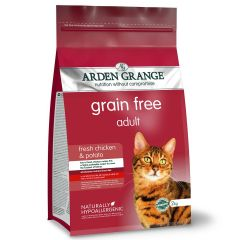 Arden Grange Grain Free Adult Cat with Fresh Chicken & Potato Dry
