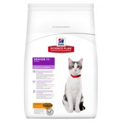 Hills Science Plan Feline Senior 11+ Healthy Ageing Dry