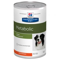 Hills Prescription Diet Metabolic Weight Management Canine Wet 12x370g Can