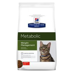 Hills Prescription Diet Metabolic Weight Management Feline with Chicken Dry