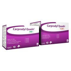 Carprodyl Quadri Tablets for Dogs