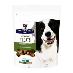 Hills Prescription Diet Metabolic Dog Treats 12x220g