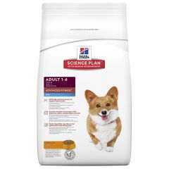 Hills Science Plan Advanced Fitness Adult Dog Mini with Chicken Dry