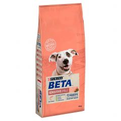 Beta Sensitive Adult Dog with Salmon & Rice Dry