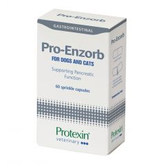 Protexin Pro-Enzorb for Dogs - Pack of 60 Capsules