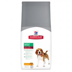 Hills Science Plan Adult Dog Medium Breed Perfect Weight Dry