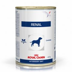 Royal Canin Veterinary Diet Canine Renal Wet 12x410g Can