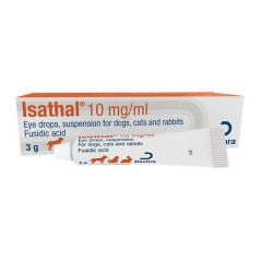 Isathal 10mg/ml Eye Drops - 3g