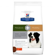 Hills Prescription Diet Canine Metabolic + Mobility Dry