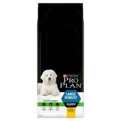 Purina Pro Plan Puppy Large Robust with Chicken Dry