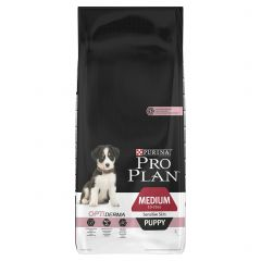 Purina Pro Plan Puppy Medium Sensitive Skin with Salmon Dry