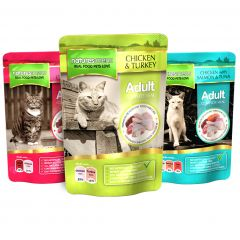 Natures Menu Cat Meal Multipack