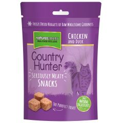 Natures Menu Country Hunter Freeze Dried Cat Snacks 40g