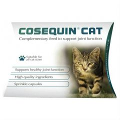 Cosequin Cat Sprinkle Capsules - Pack of 150