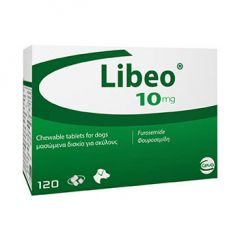 Libeo Chewable Tablets for Dogs