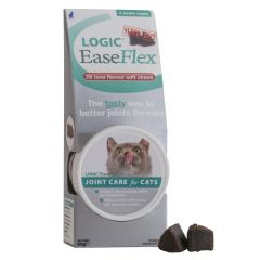 Logic EaseFlex Chews for Cats - Pack of 28