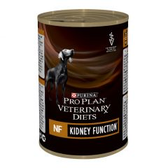 Purina Pro Plan Veterinary Diets Dog NF (Renal Function) Wet 12x400g Can
