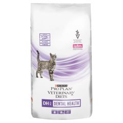 Purina Pro Plan Veterinary Diets Cat DH (Dental Health) Dry 1kg
