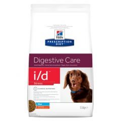 Hills Prescription Diet I/D Digestive Care Stress Canine Mini with Chicken Dry